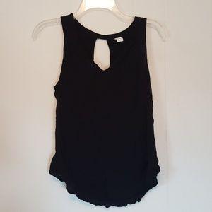 Old Navy Keyhole sleeveless blouse
